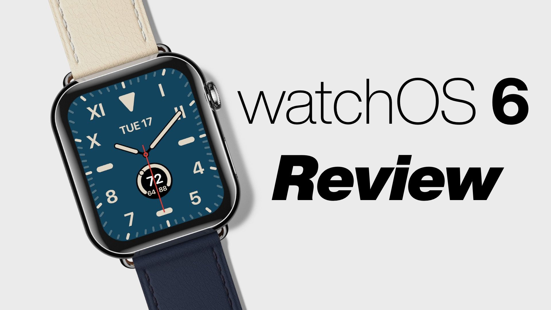 watchOS 6: The BirchTree Review
