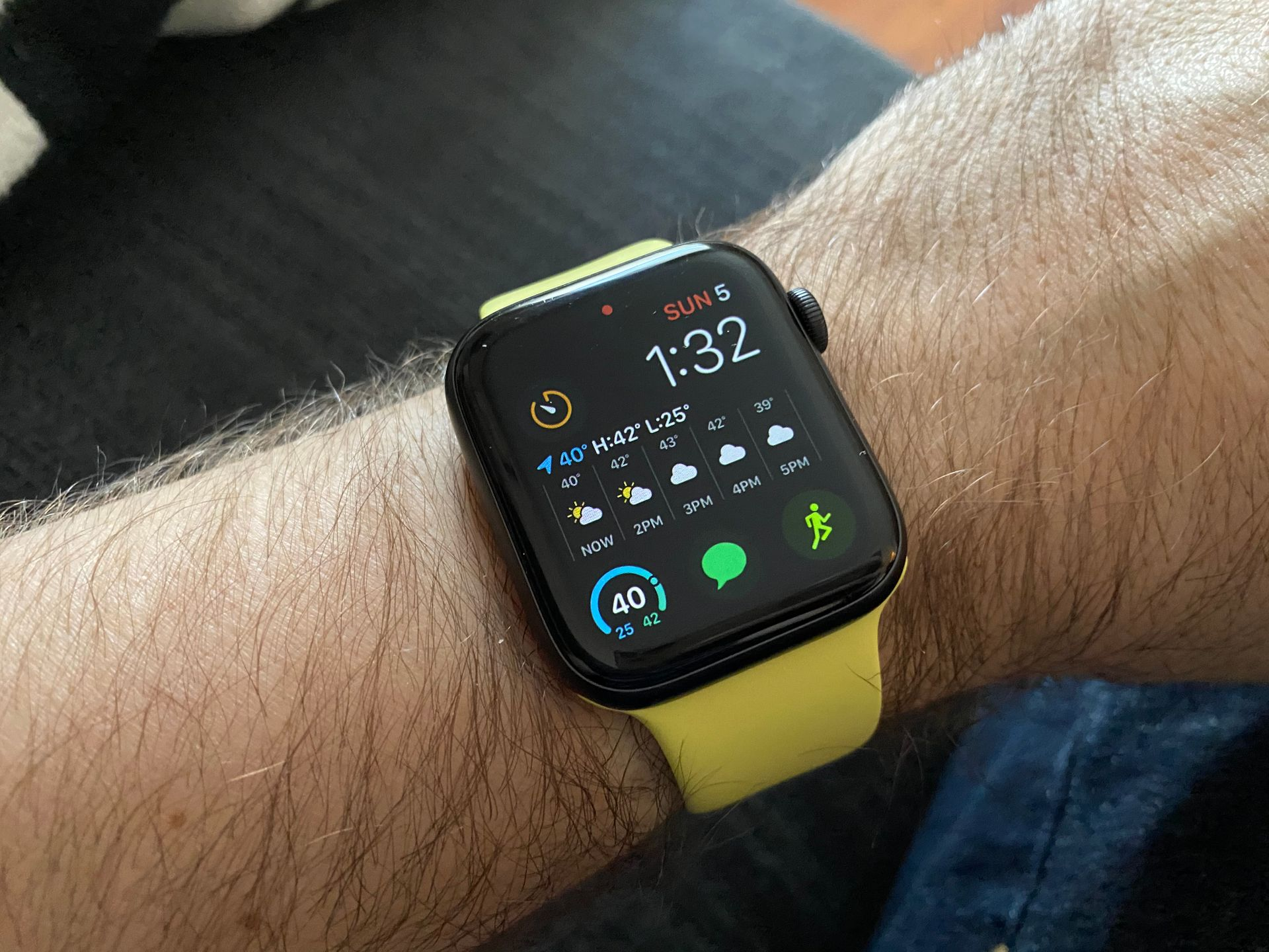 How Does the Apple Watch Avoid Screen Burn In?