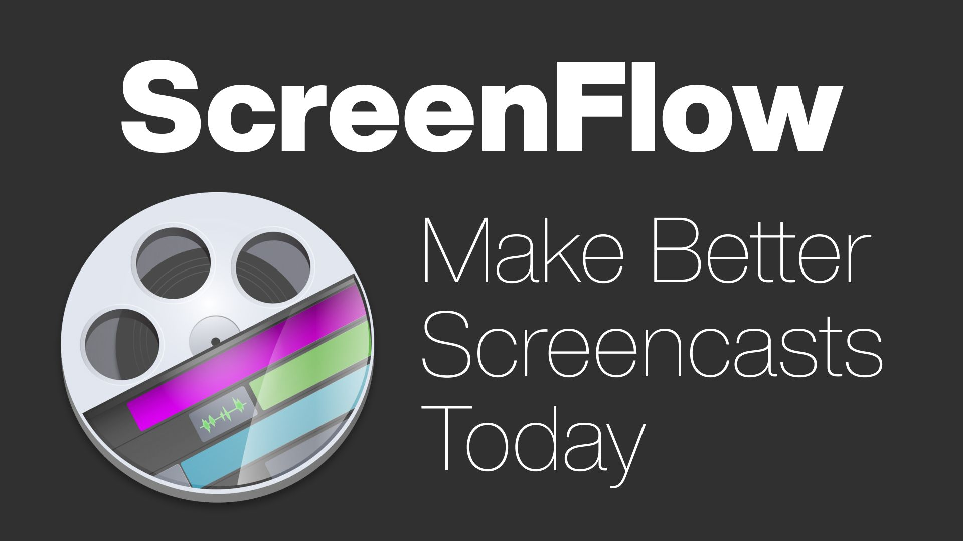 Use ScreenFlow Like a Pro with a Few Simple Tips