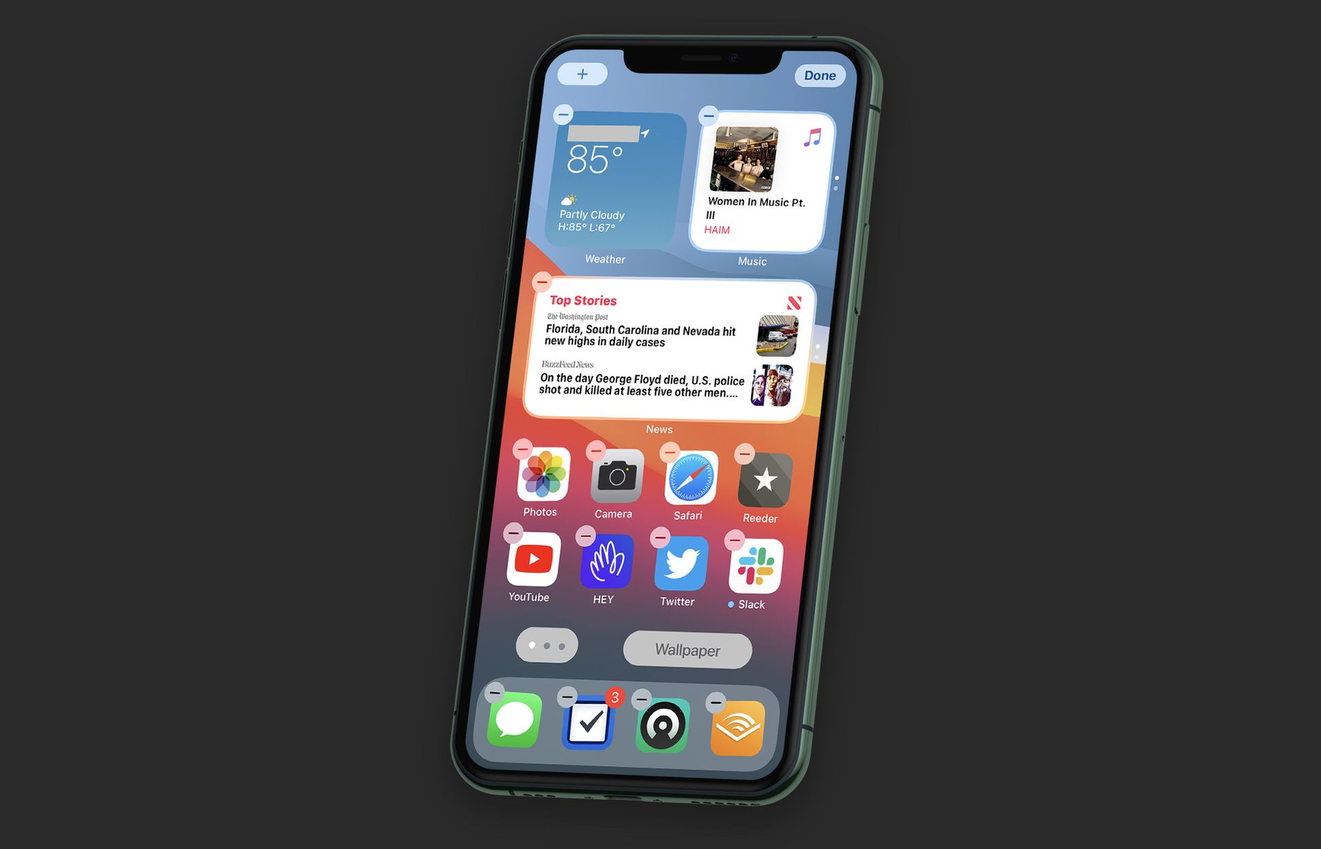 Ios 14 Could Make Changing Your Wallpaper Much Easier