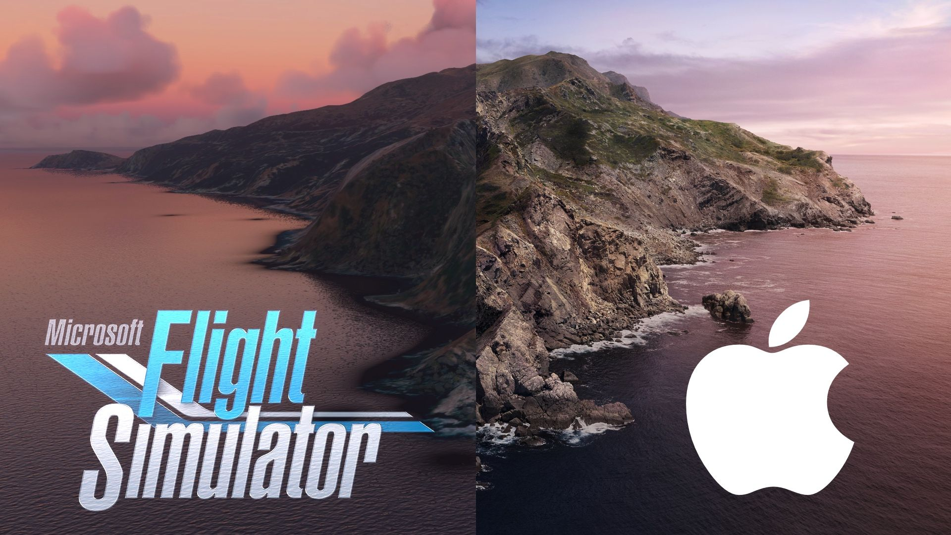 How I Made Those macOS Wallpapers in Flight Simulator