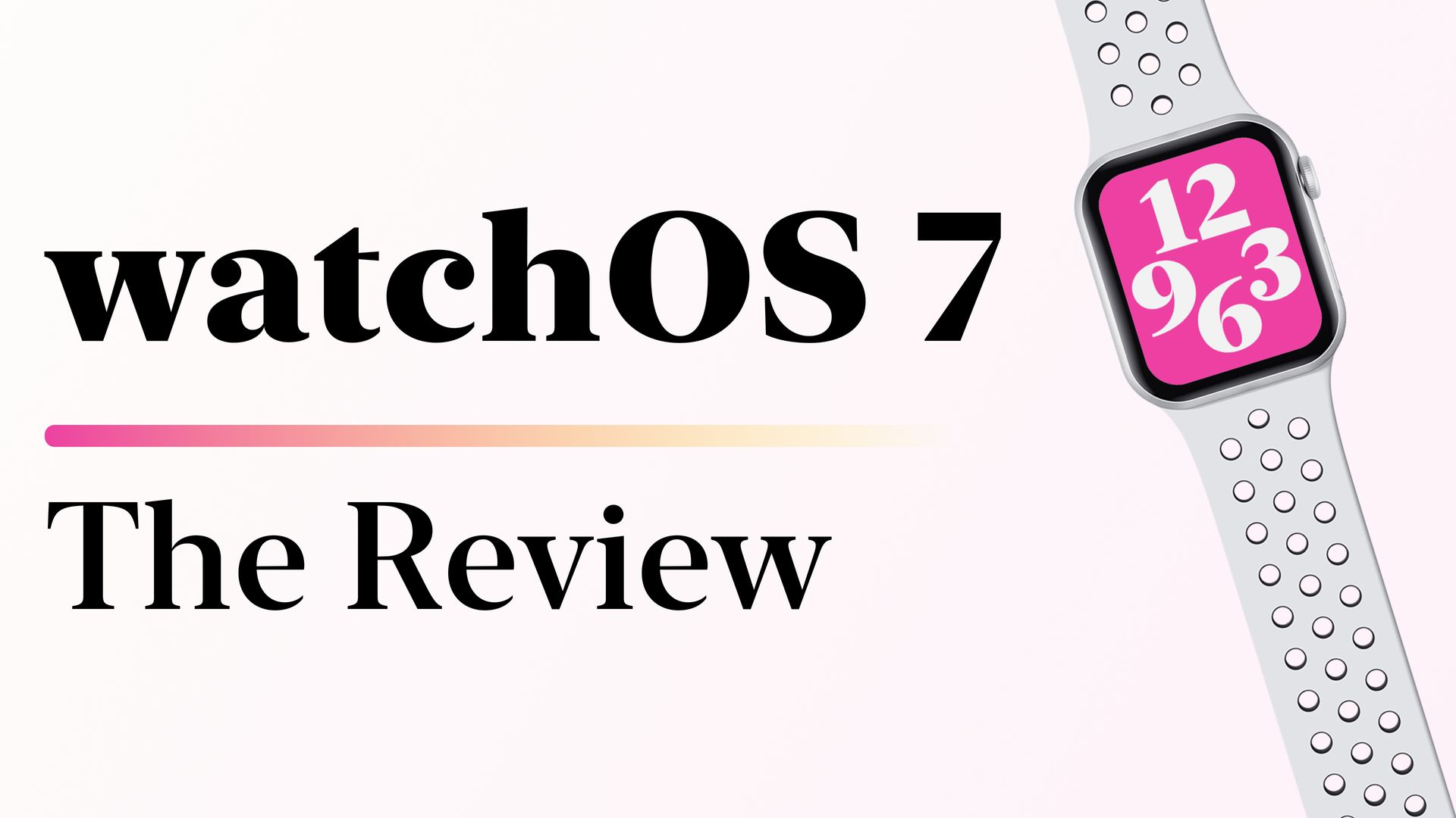 watchOS 7: The BirchTree Review