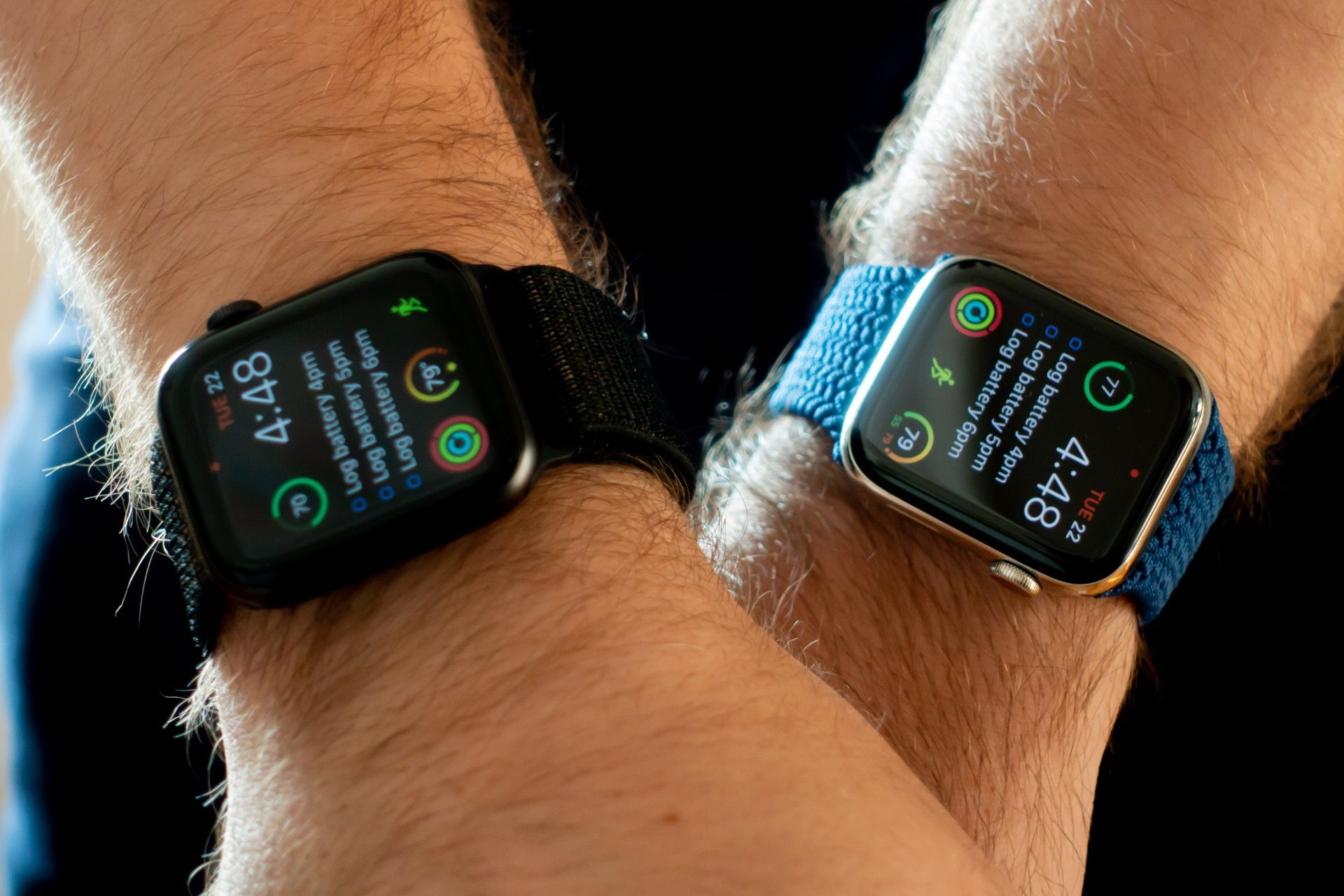 The New Apple Watch's Slightly Larger Battery