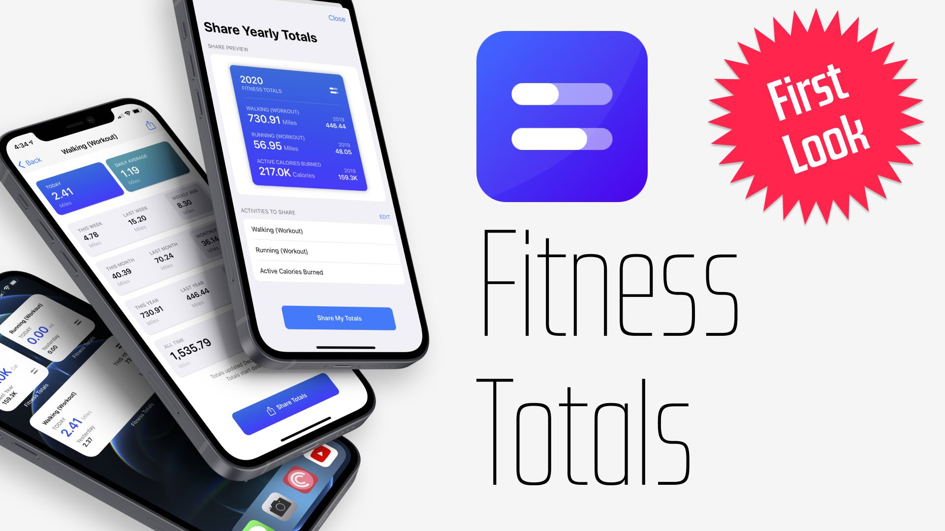 Fitness Totals: A Simple App For Tracking Your…Fitness
