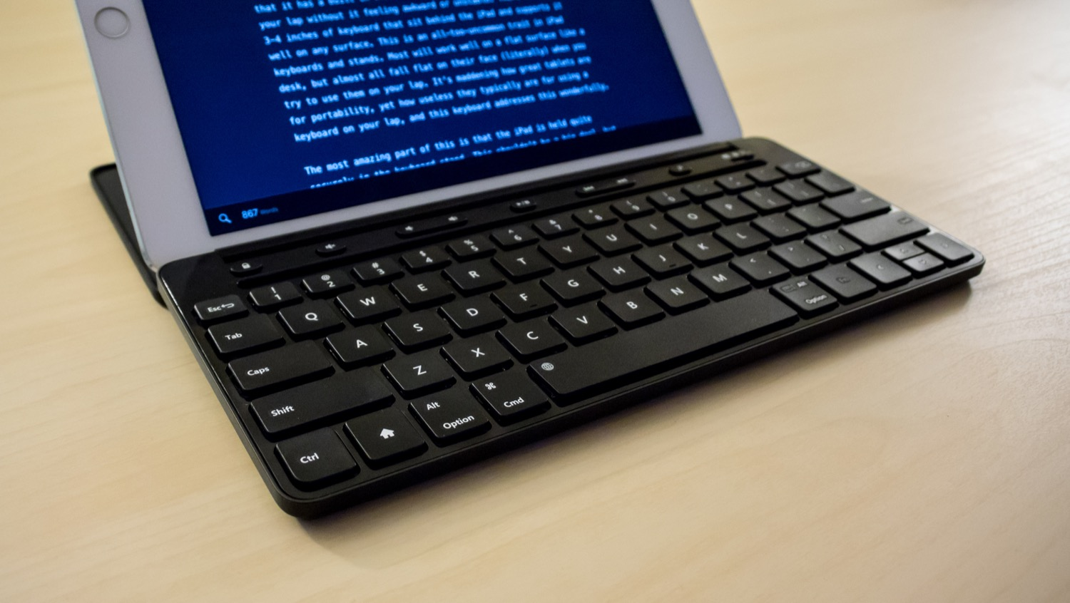 Microsoft Universal Mobile Keyboard For Ipad Review