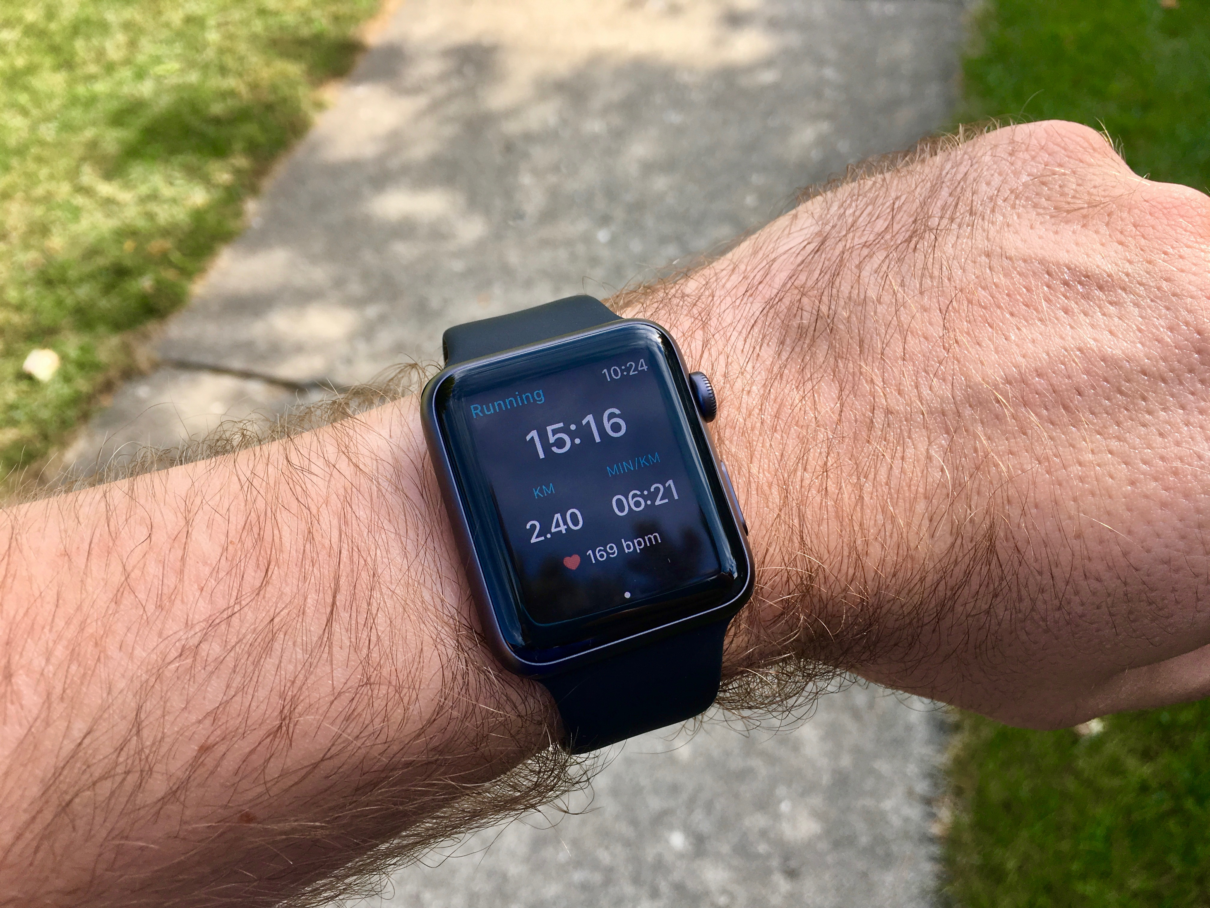 9985b351e Apple Watch Series 1 Review – BirchTree