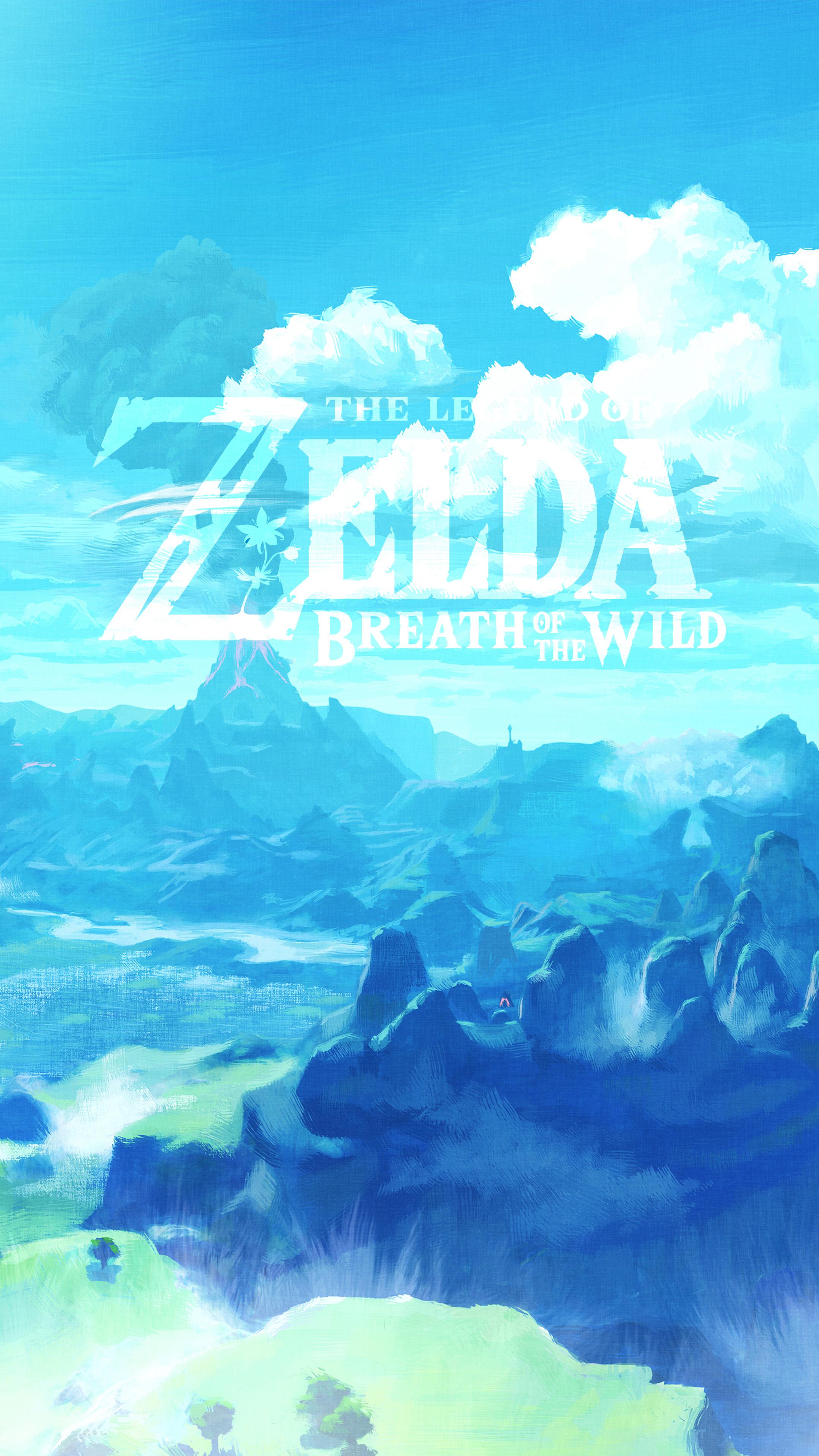 The Legend Of Zelda Breath Of The Wild Wallpapers