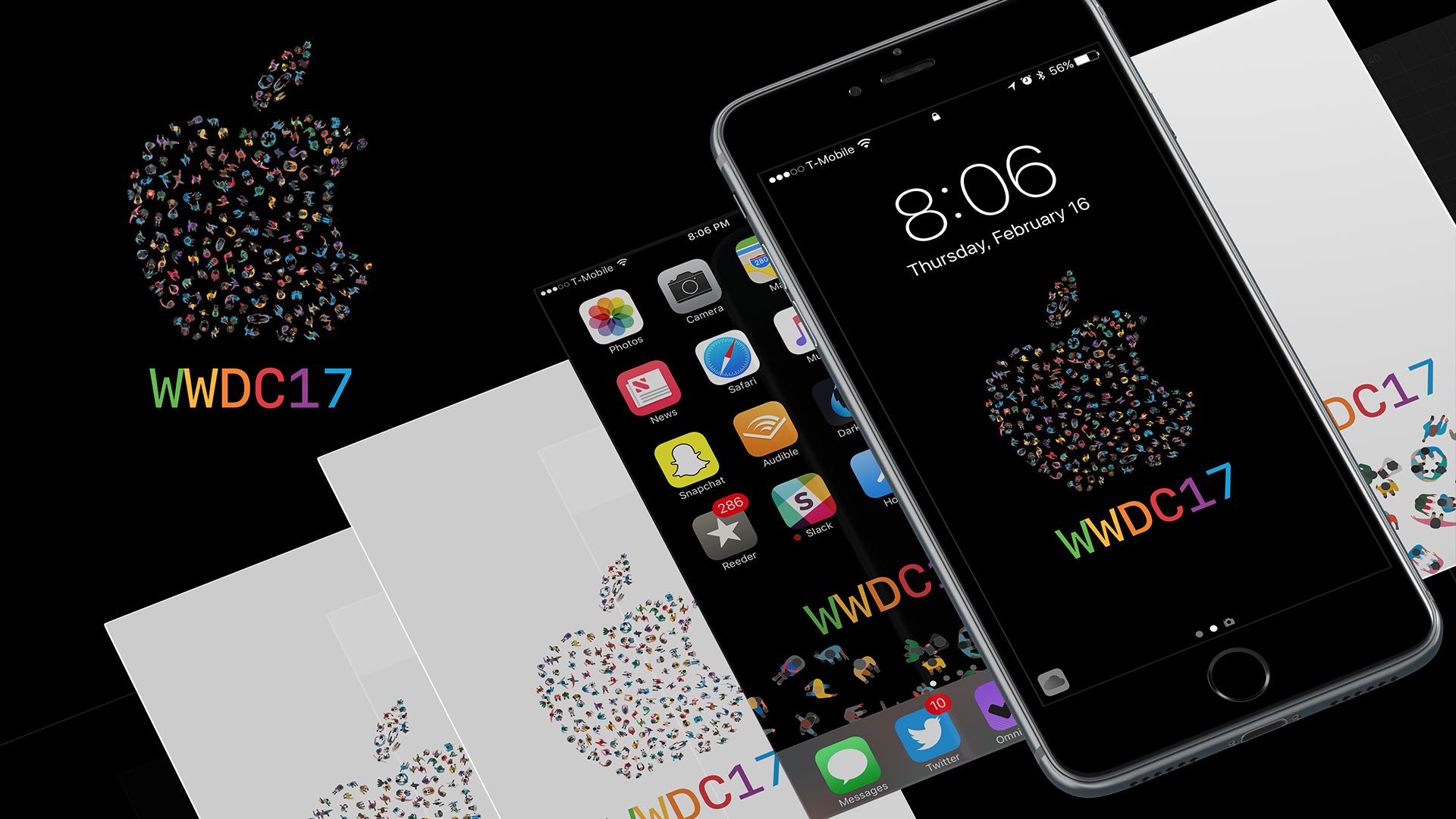 WWDC 2017 Wallpapers – BirchTree