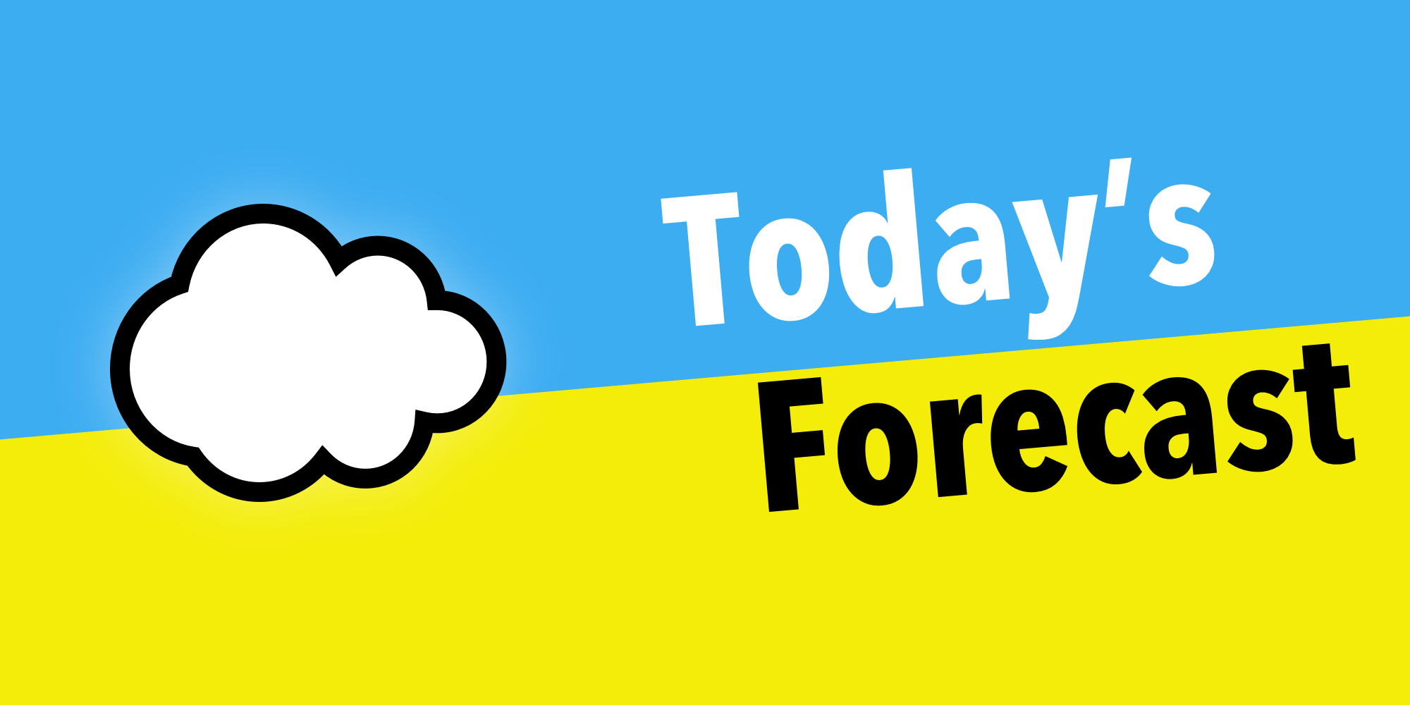 Introducing Today's Forecast: A Fast, Beautiful Weather App