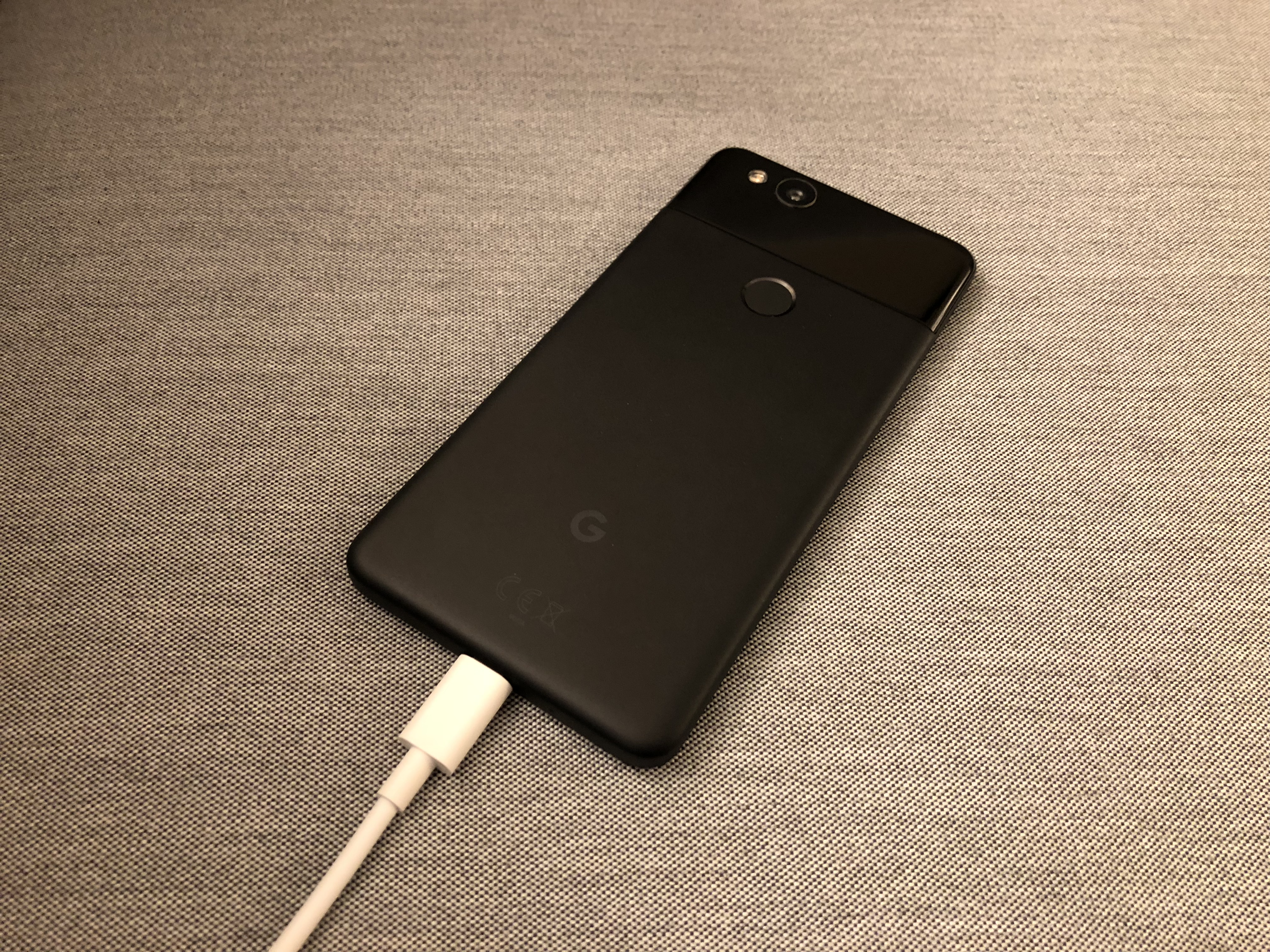 Just how fast is fast charging on the Google Pixel 2