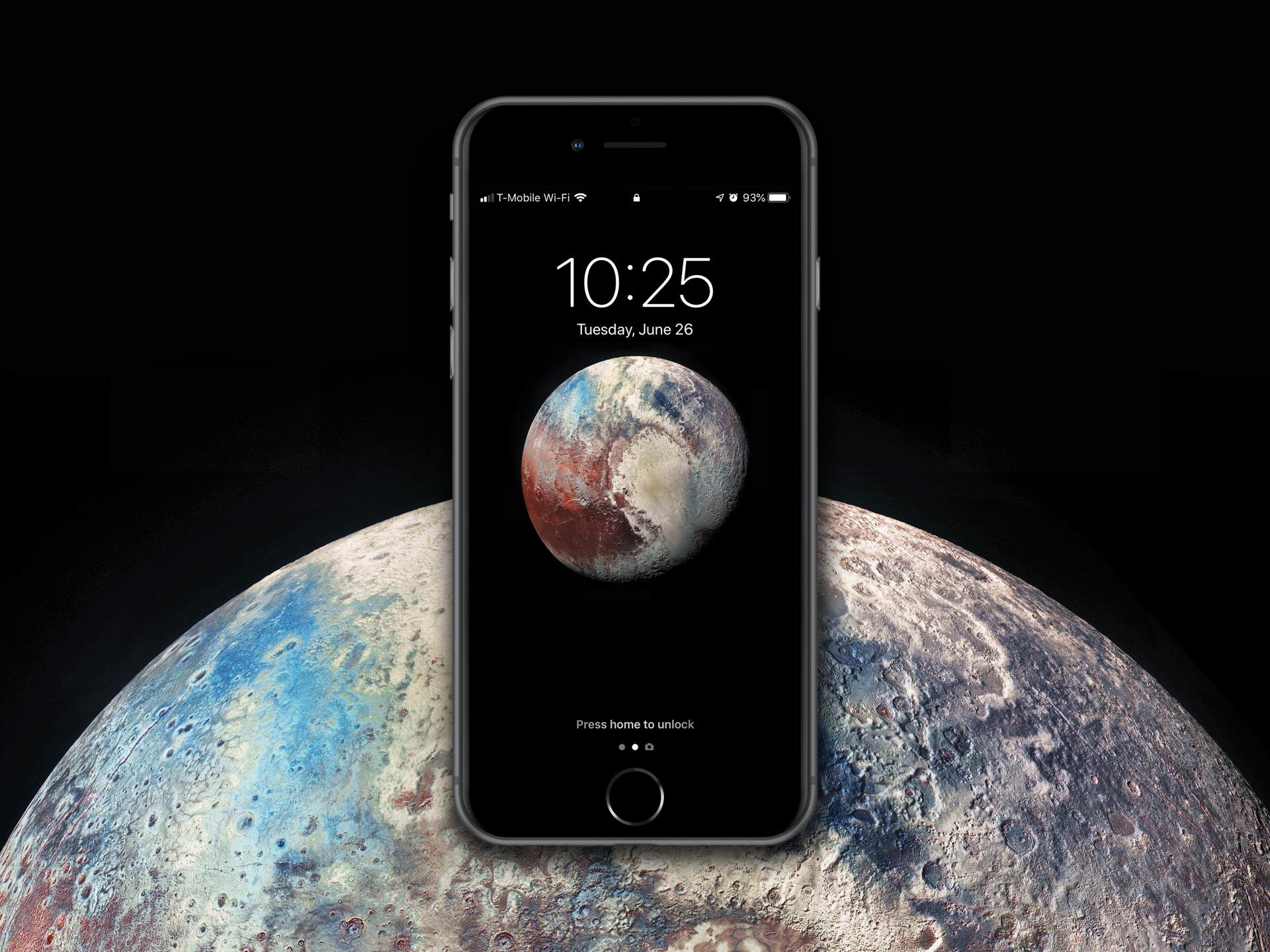 Iphone hintergrund ios 11