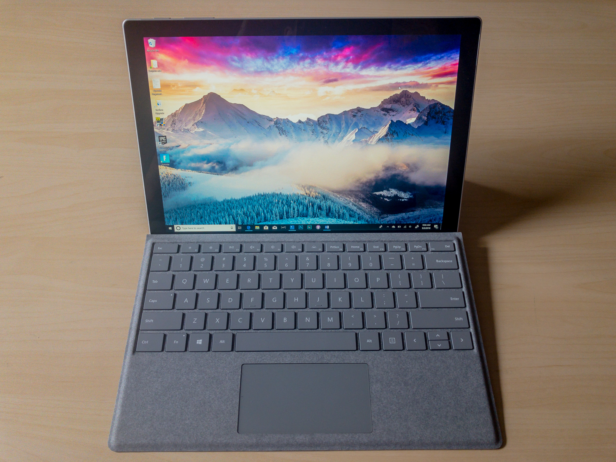 Microsoft Surface Pro Review: This One Actually Goes – BirchTree